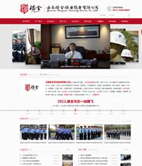 云南保全保安服务有限公司网站建设