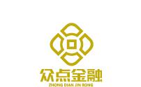 昆明众点经济咨询有限公司品牌logoVI设计