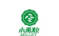 云南小米粒餐饮管理有限公司品牌logoVI设计