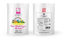 云南朋万食品有限公司一袋云南黑糖包装设计